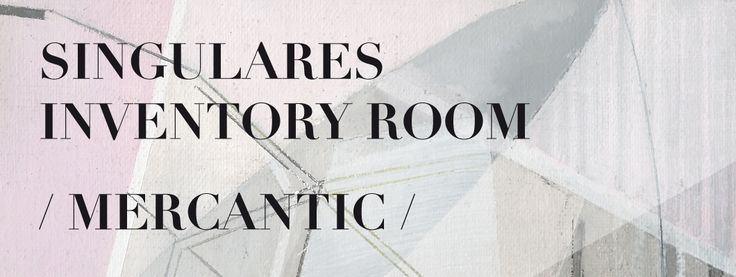 Singulares Inventory Room - Mercantic