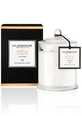 Glasshouse Arabian Nights Candle