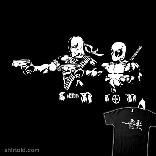 Merc Fiction #baz #baznet #comic #comics #dccomics #deadpool #deathstroke #film…