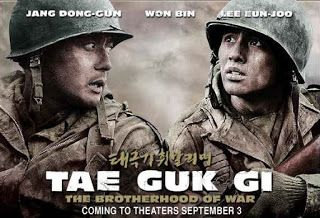 Nurul Azizah Sikumbang: Tae Guk Gi : Perang Saudara di Tengah Perang Sauda...