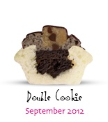 Double Cookie, September 2012's Mini of the Month from Baked by Melissa