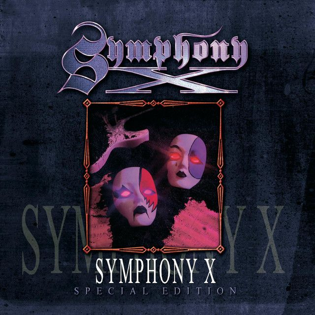 Saved on Spotify: Taunting the Notorious by Symphony X