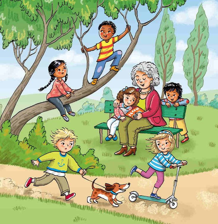 dibujos, ILUSTRACIONES infantiles Colette Hus David