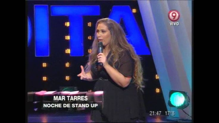 Mar Tarres en Bendita TV
