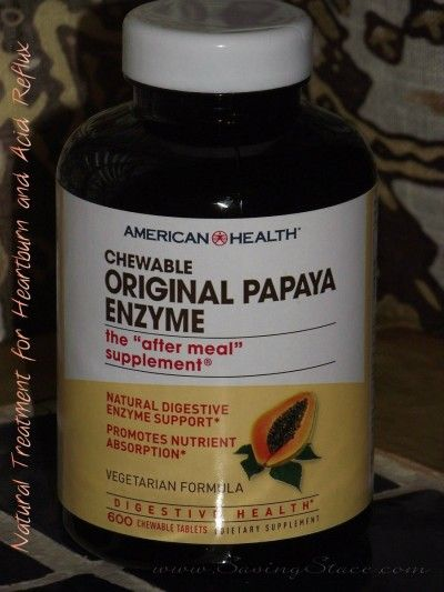 Natural Treatment For Heartburn And Acid Reflux, I use these all the time in place of Tums, Works well