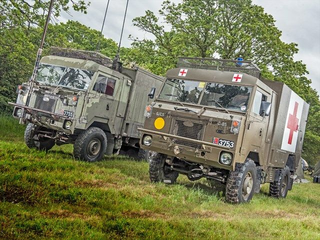 Royal Luxembourg Army 101 Forward Control | http://www.lro.com/features-reviews/featured-vehicles/1502/royal-luxembourg-army-101-forward-control/