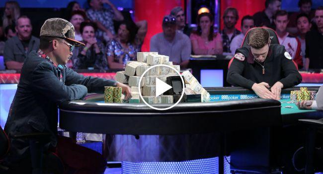 Bluff Incrível Num Jogo De Poker Rende Milhões Ao Jogador Qui Nguyen