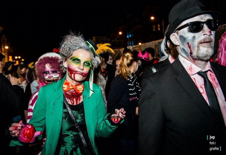 Halloween 2015 Amsterdam