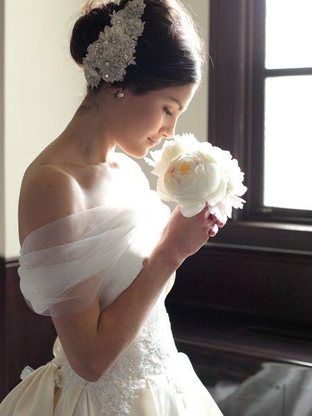 ノバレーゼ(NOVARESE) 広島 50年代の女優ルックが完成。憧れのクラシカルドレス