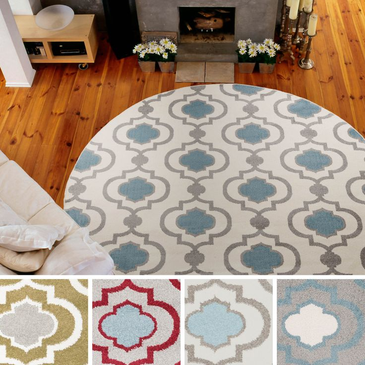 Contemporary Foyer Rugs : Bring luxury to your home with this modern designed area