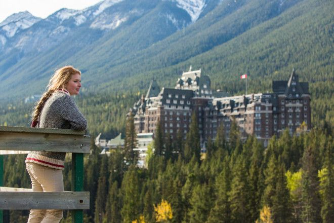 23 Revel in the grandeur of an iconic Canadian Fairmont Hotel