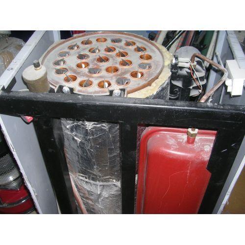chaudière à gaz murale frisquet hydromotrix