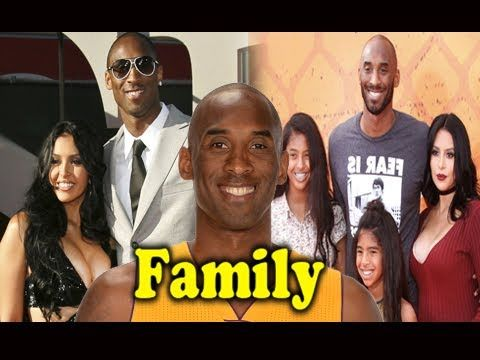 Kobe Bryant Family Photos With Parents,Sister,Wife Vanessa Laine Bryant ...