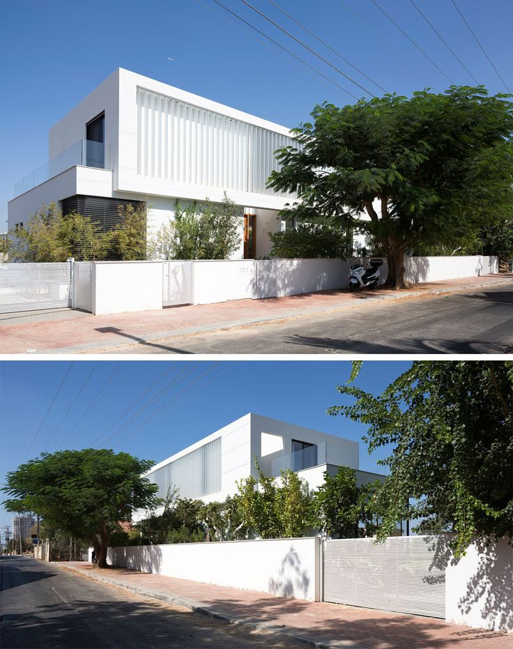 White Modern Houses 42 best israeli architecture images on pinterest | architecture