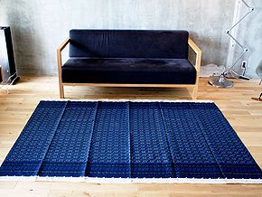 Landscape Products (AFG ラグ ネイビー) AFG Rug Navy
