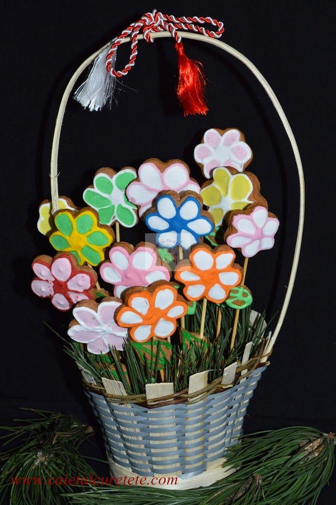 Cum facem un cos cu flori din turta dulce? | CAIETUL CU RETETE