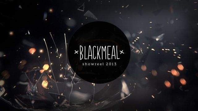 BLACKMEAL - SHOWREEL 2013 by BlackMeal. The first showreel from BLACKMEAL - Animation, Visual effects & Motion design