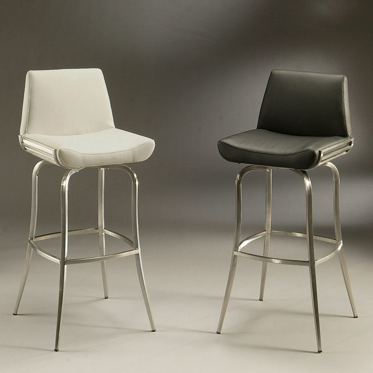 Awesome Stainless Steel Counter Height Stools