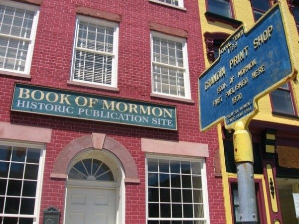 a look at the popular myth about the mormon faith Five myths about mormonism the popular and profane broadway would improve perceptions of our faith but some non-mormons remain suspicious of the.