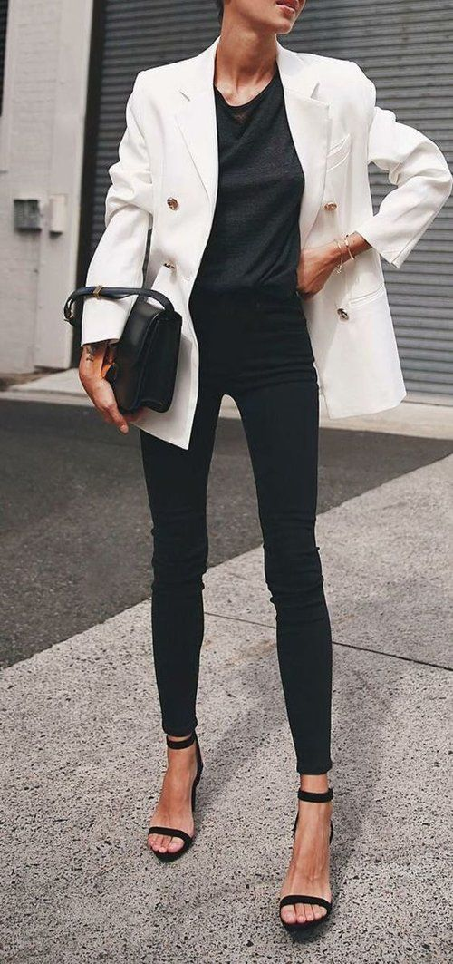 72 OUTFITS FOR WHEN YOU HAVE NOTHING TO WEAR – #fashion#springfashion #summerfas…