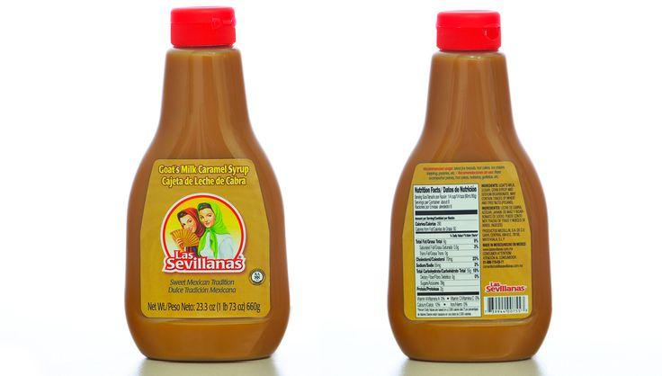 """Cajeta Mexicana /// Dulce elaborado con leche de cabra quemada con azúcar, que usualmente lleva otro ingrediente para añadir sabor, como vainilla o licor; tiene una consistencia espesa y color café. """"La cajeta de Celaya está entre las mejores"""""""