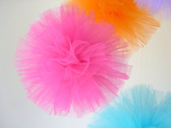 Best 25 hanging pom poms ideas on pinterest nursery pom for Hanging pom poms from ceiling