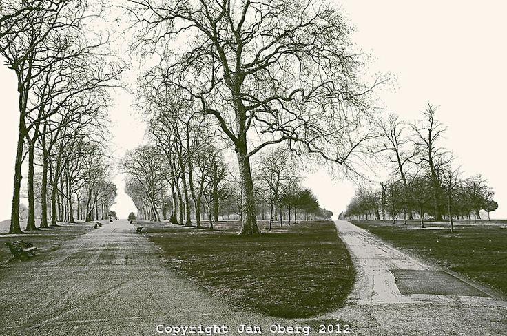 Hyde Park Tableu Vivant 2012