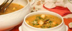 Receita de Sopa de marisco. Descubra como cozinhar Sopa de marisco de maneira…