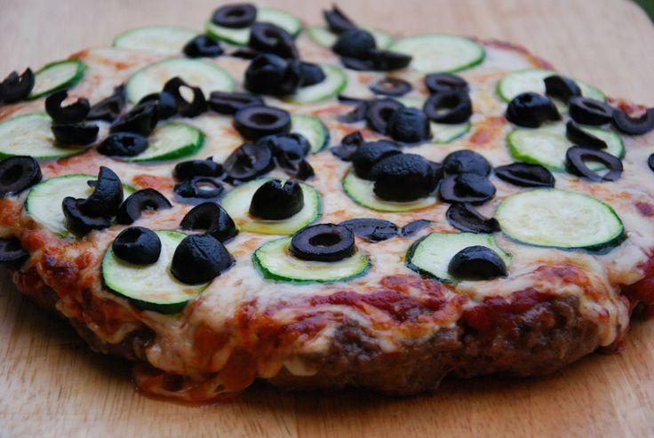 Primal Crustless Pizza - Life Made Full