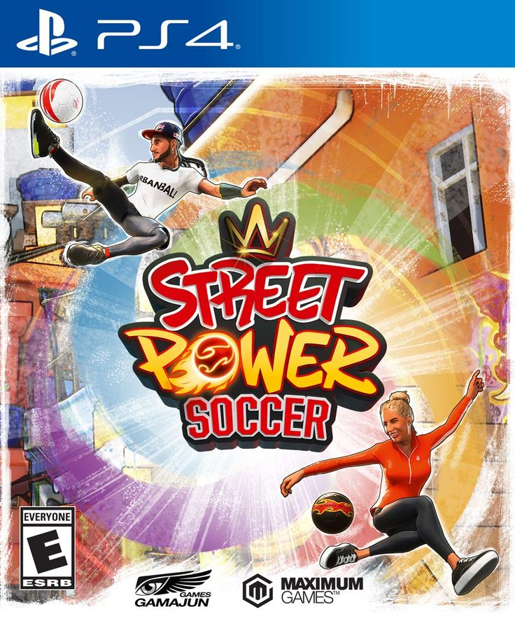 Street Power Soccer in 2020 Xbox one, Xbox one games