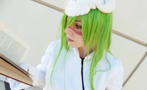 Nelliel Tu Odelschwanck cosplay by nyanrnia