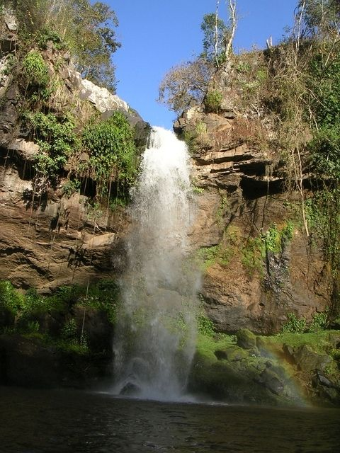 Salto de Santa Emilia Matagalpa Nicaragua - Matagalpa Nicaragua ...