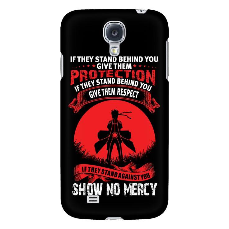 Naruto - Naruto show no mercy - Android Phone Case - TL00926AD