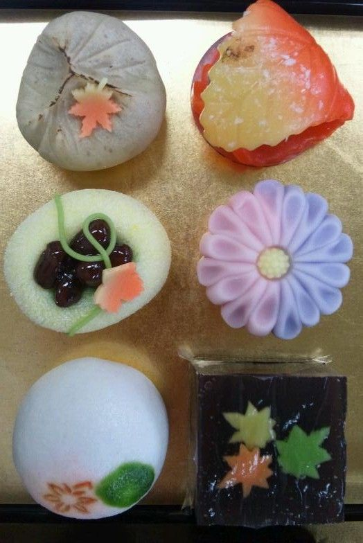 Assortment Wagashi