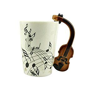 Gifts for an avid coffee drinker ? Unique shaped coffee mugs are a great choice. The unusual designs of the novelty coffee mugs will impress them.