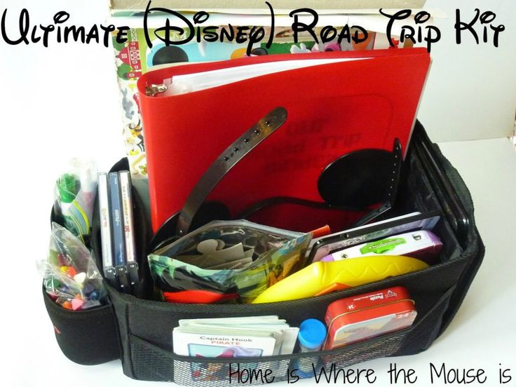 This summer, many families will be hitting the road and driving to their summer vacation destination. Have a fun and relaxing road trip by including The Ultimate (Disney) Road Trip Survival Kit. Having one of these will ensure lots of entertainment and the miles will just fly by. For our family, road trips are a...Read More »