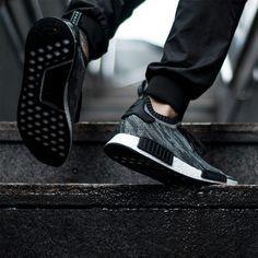 London Lookbook: adidas NMD R_1 Runner Primeknit - EU Kicks: Sneaker Magazine