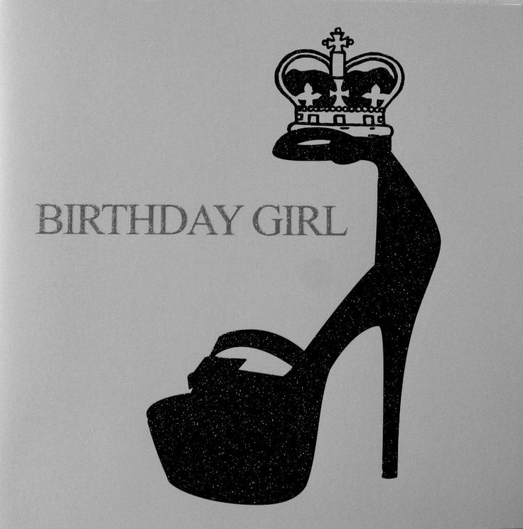 I'm the birthday girl today! :)