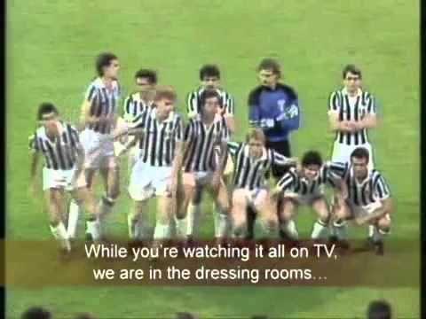 1984 - 85 - Juventus x Liverpool - Uefa Copa.avi - YouTube