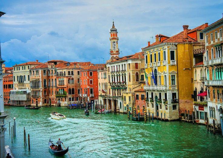 Venice, Italy one of my favourite European Weekend Breaks