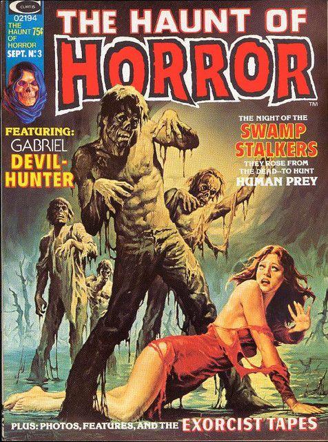 Horror Comics | ... Rent & Portfolio :: Horror Comic Covers :: horror_comic_fashion_75e_b