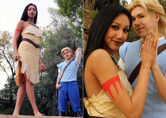 Os melhores cosplays da Disney   Just Lia