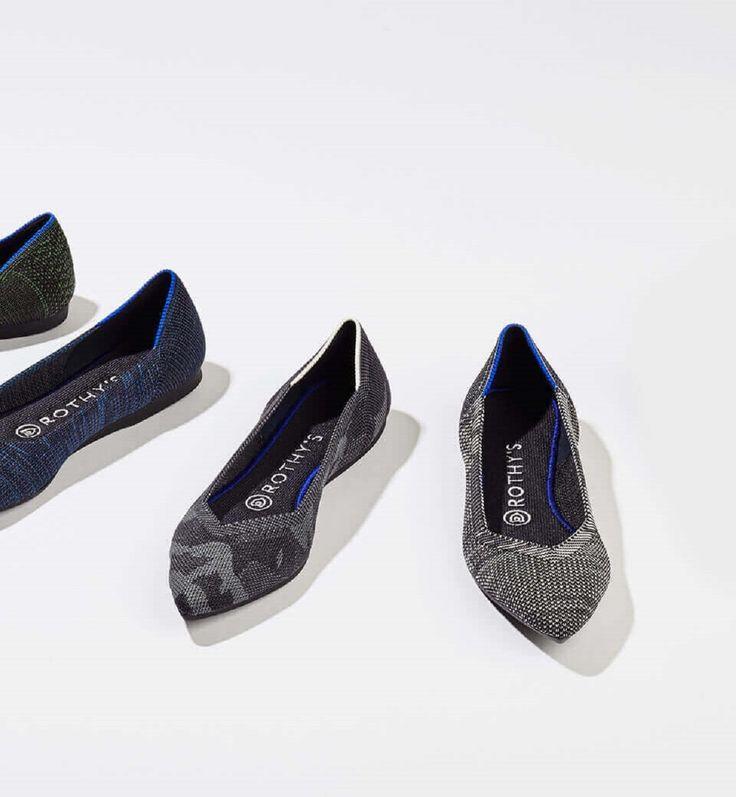 Stylowe, lekkie, elastyczne - to Rothy's, buty zrobione w 100% z recyklingu plastikowych butelek po wodzie. Napisały o nich już największe światowe media, uznały pisma modowe, noszą gwiazdy. Wyglądają świetnie, można je mieć już za 125 USD. http://exumag.com/?p=6713