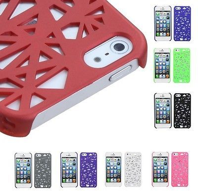 Bird's Nest Web Hard Back Shell Case Protective Cover for iPhone 5 | eBay