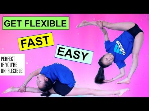 BACK STRETCHING: How to get INSANE, CONTORTIONIST Back and Spine Flexibility! 2 - YouTube