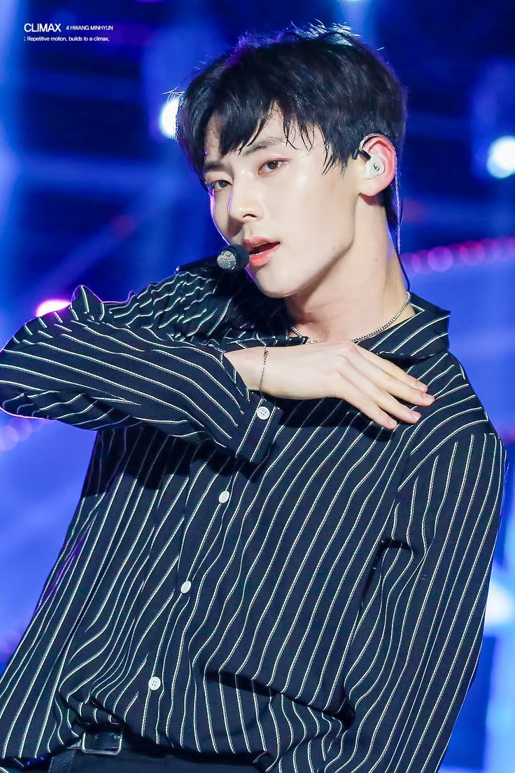 Wanna One 황민현 (Hwang Minhyun)☆
