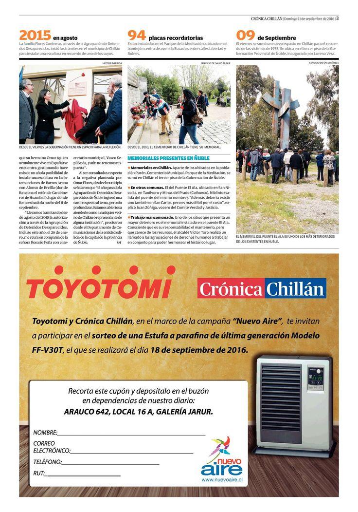 Página 3 | Crónica Chillán - 11.09.2016