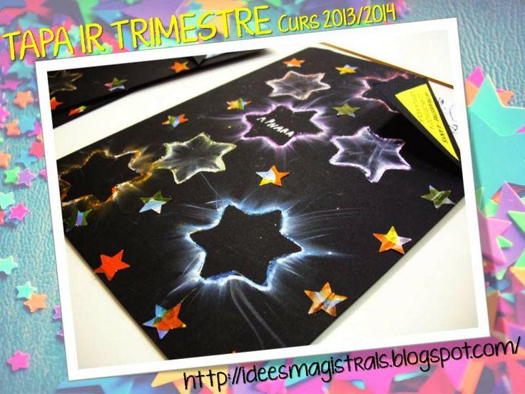 Idees magistrals: Tapa 1r trimestre: estrelles