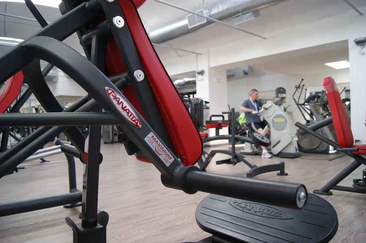 Macchina Power Squat Panatta Palestra Easy Life Fitness di Carate B.za