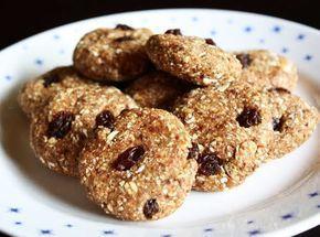 Biscuiți de Ovăz Fără Foc